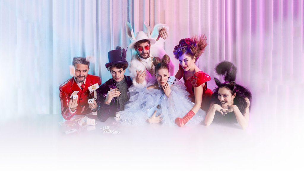 Alice Müzikali | Zorlu PSM Turkcell Sahnesi