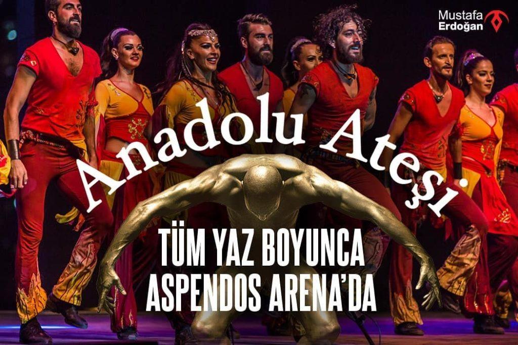 Anadolu Ateşi | Aspendos Arena