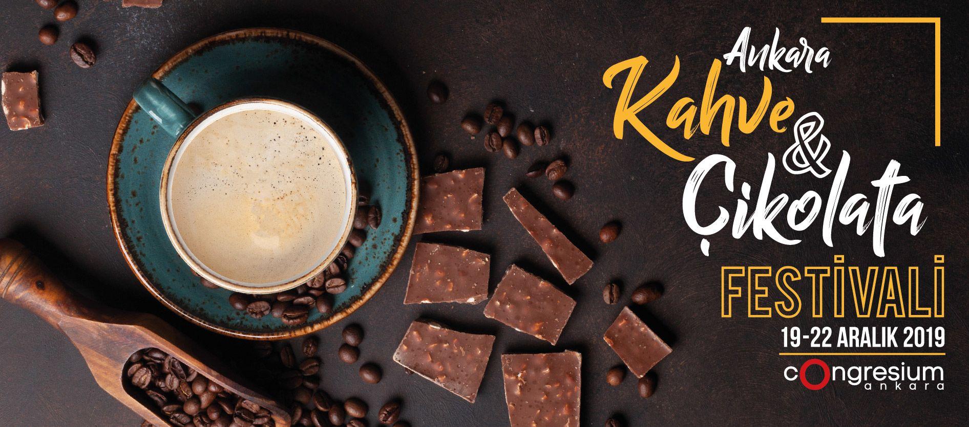 Ankara Kahve - Çikolata Festivali | 1. Gün
