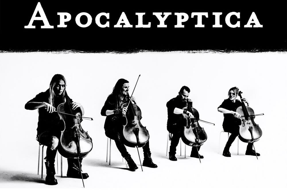Apocalyptica Plays Metallica By Four Cellos | İzmir Arena