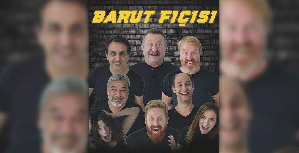Barut Fıçısı | Ataköy Yunus Emre Kültür Merkezi