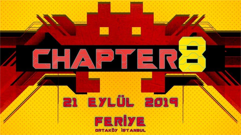 Multiplayer Oyun ve Espor Festivali Chapter 8