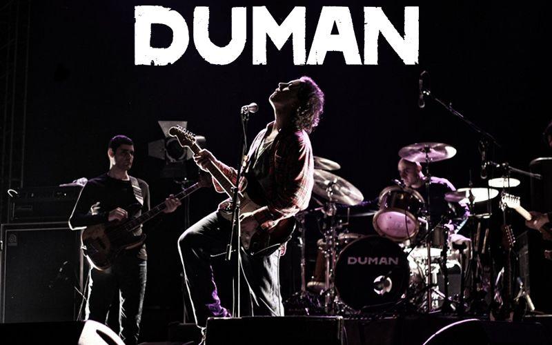Duman | Çukurova Üniversitesi Açıkhava Tiyatrosu