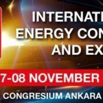 12. Uluslararası Enerji Kongresi Ve Fuarı EIF 2019 | Congresium