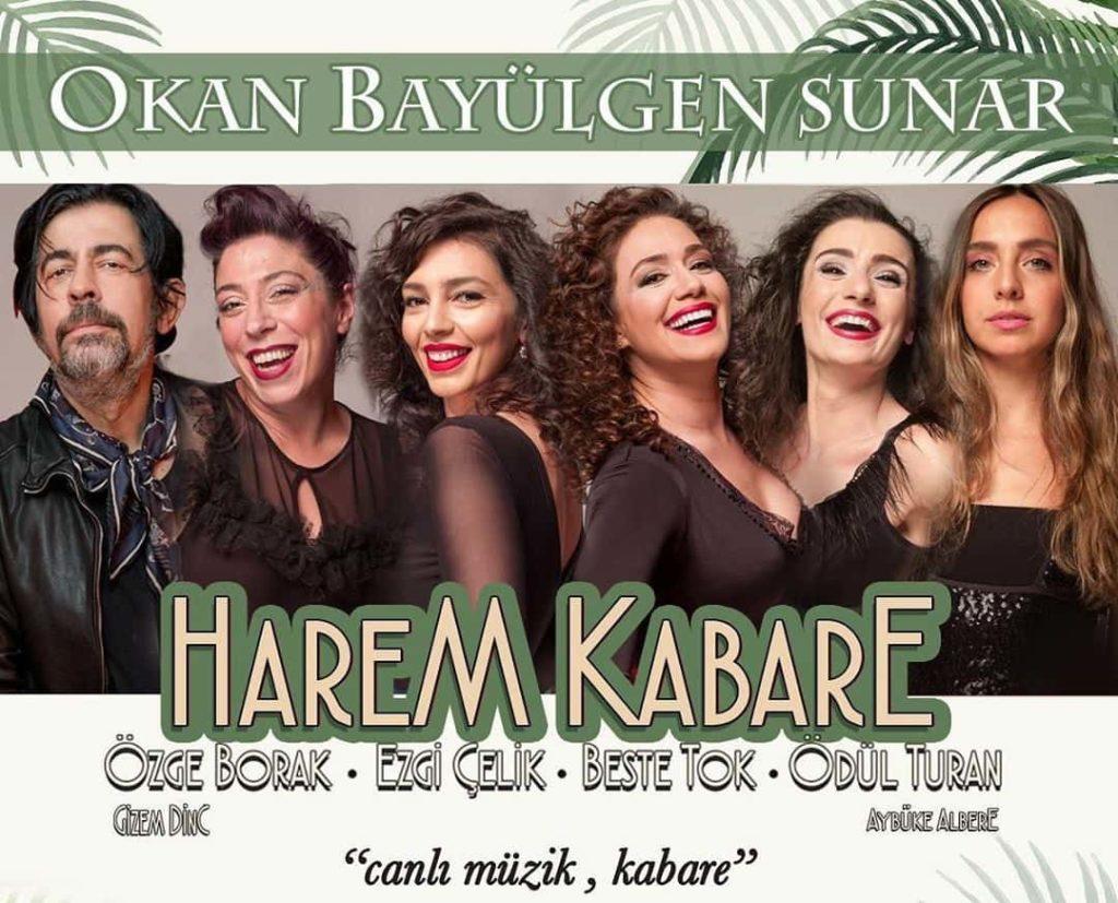 Harem Kabare | Selçuklu Kongre Merkezi Anadolu Oditoryum