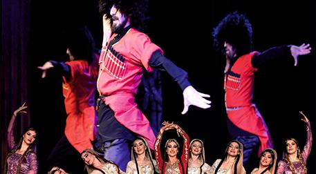 Kafkas Kartalları | Büyükşehir Belediye Tiyatrosu