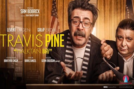 Travis Pine - Halktan Biri | Ataköy Yunus Emre Kültür Merkezi