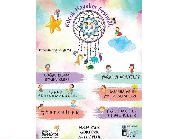 Küçük Hayaller Festivali | Kombine