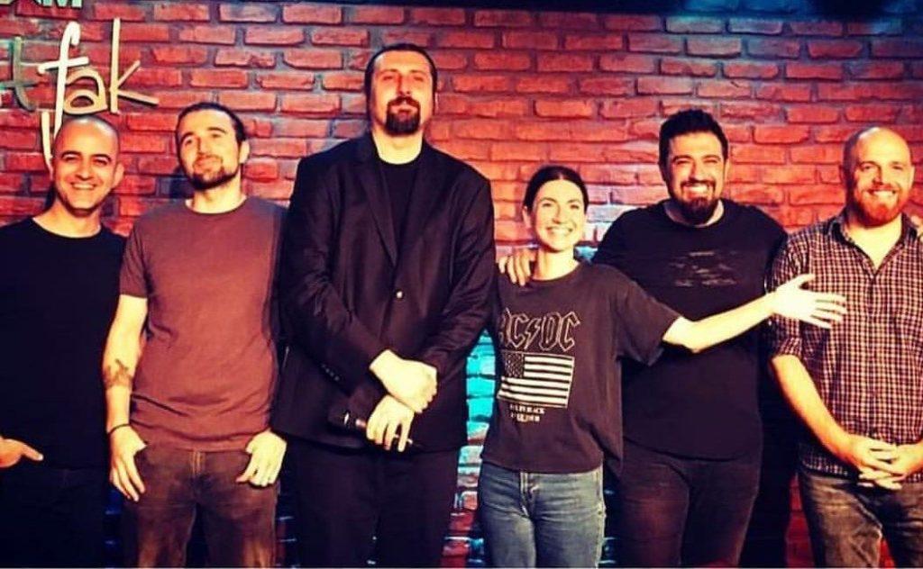 Rabarba Comedy Night | İstanbul Komedi Festivali