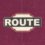 Route Sahne