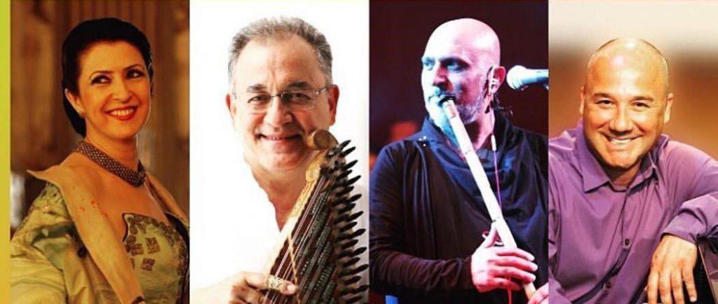 Tanini Trio & Melihat Gülses | Atatürk Kültür Merkezi Aspendos Salonu