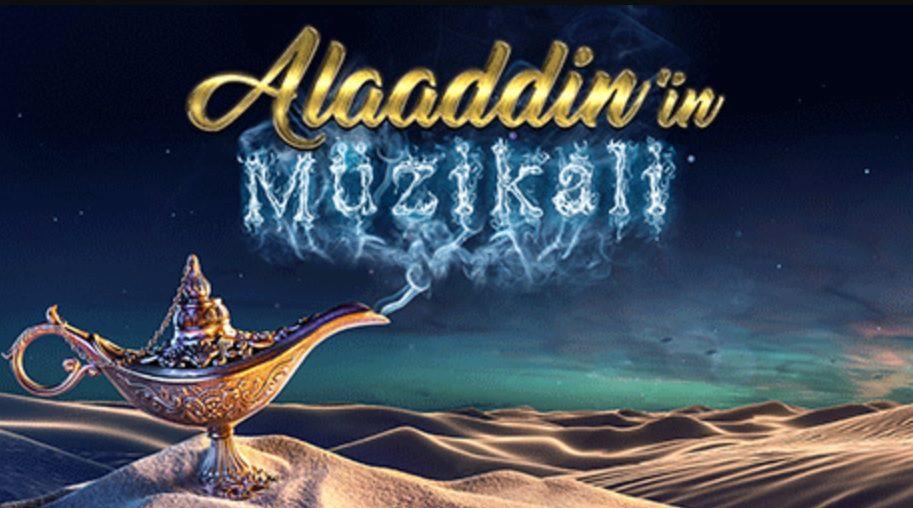 Alaaddin'in Müzikali | Avlu Kongre ve Kültür Merkezi