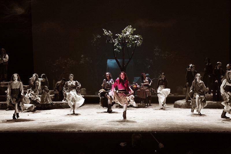 Çingeneler Zamanı Müzikali | GAÜN Mâvera KSM Atatürk Kültür Sahnesi
