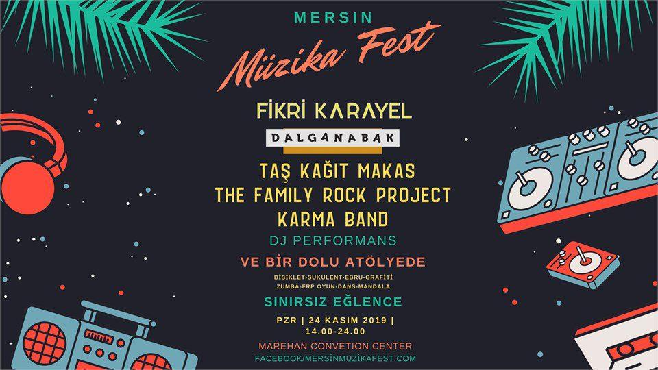 Mersin Müzika Fest 2019