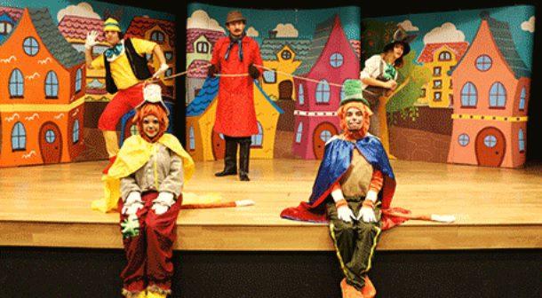 Pinokyo Macerası | Torium Sahne