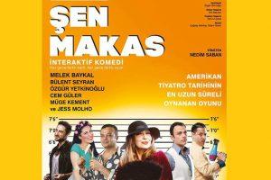 Şen Makas | Kadir Has Gösteri ve Sanat Merkezi