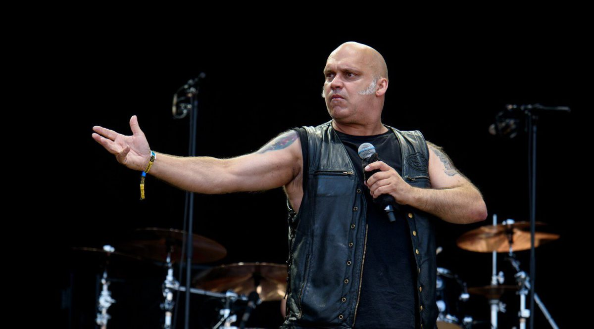 Blaze Bayley (Ex-Iron Maiden) | High Out
