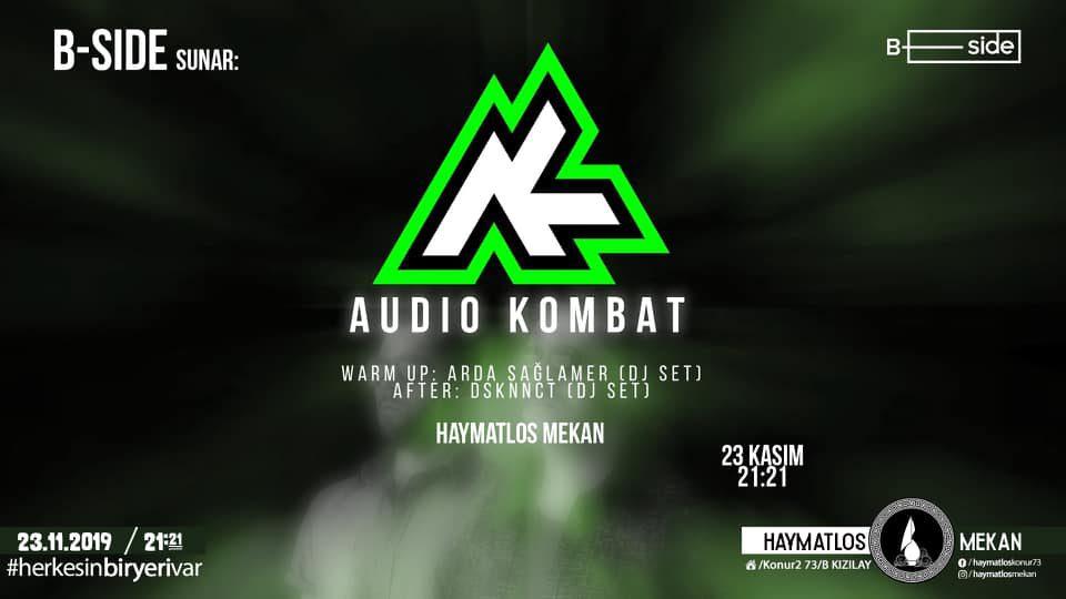 Audio Kombat | Haymatlos Mekan