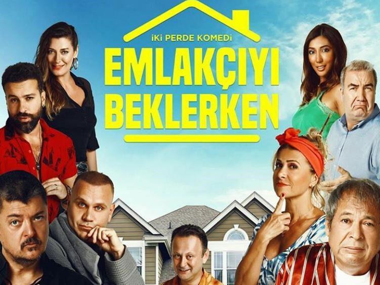 Emlakçıyı Beklerken | 4. Eskişehir Komedi Oyunları Fest.