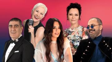 90'lar Kafası Live: Ümit Sayın – Sibel Alaş – Jale – Metin Özülkü – Reyhan Karaca | Jolly Joker Antalya