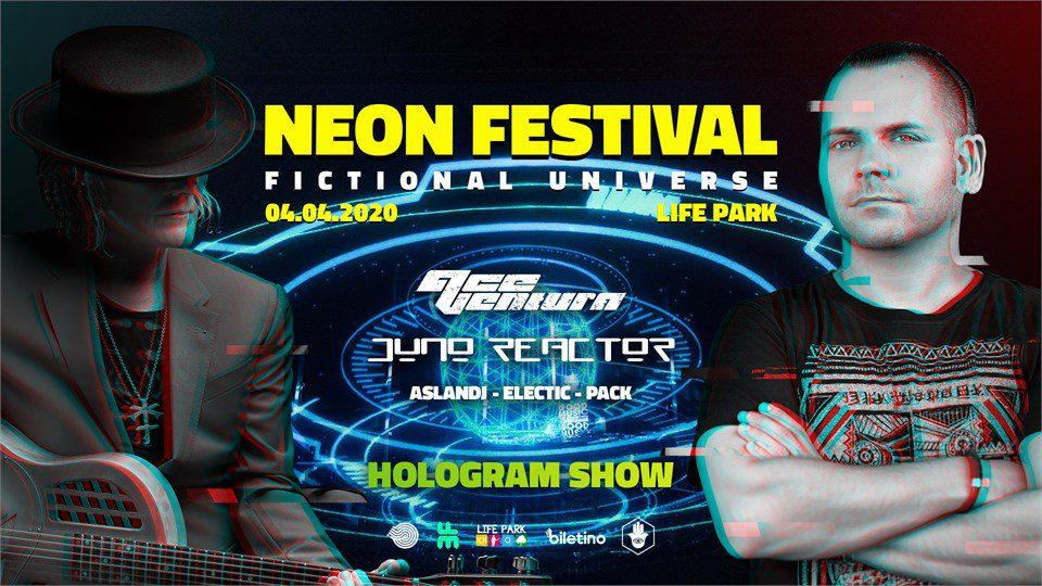 Neon Festival - Fictional Universe | Life Park