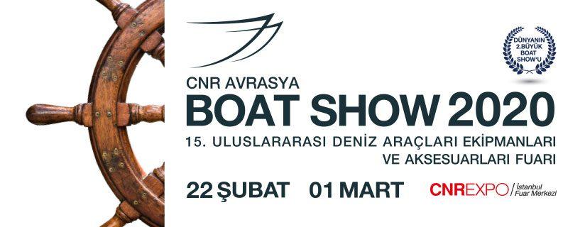 15. CNR Avrasya Boat Show 2020