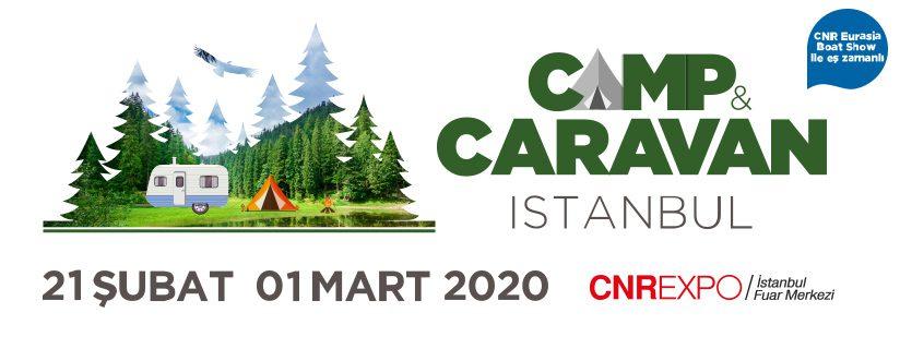 Camp & Caravan İstanbul 2020