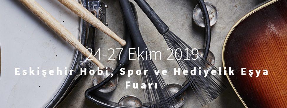 Eskişehir Hobi, Spor ve Hediyelik Eşya Fuarı 2020