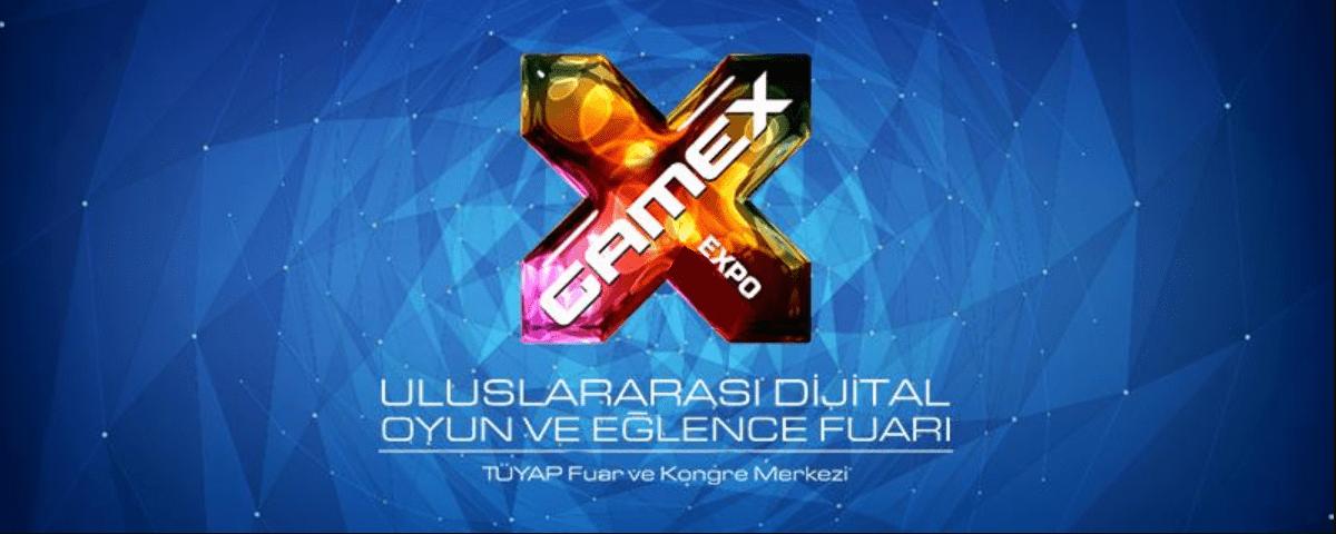 GameX Uluslararası Dijital Eğlence ve Oyun Fuarı 2020