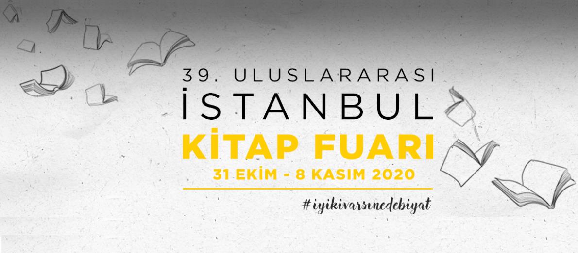 39. Uluslararası İstanbul Kitap Fuarı 2020