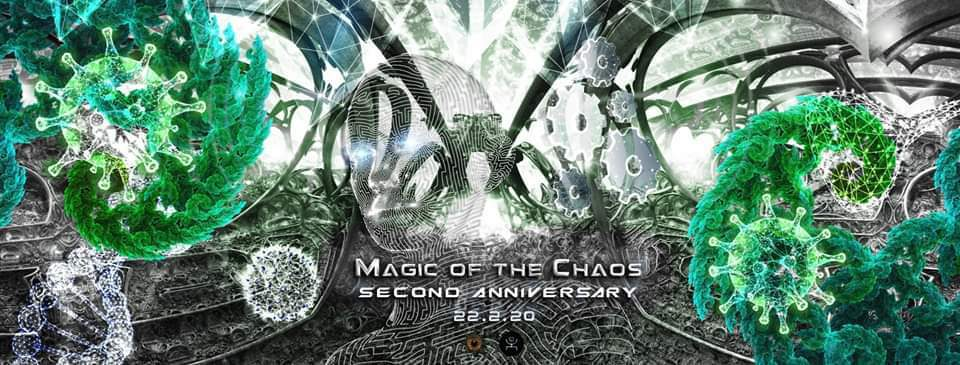 Magic of the Chaos | Second Anniversary | Kite