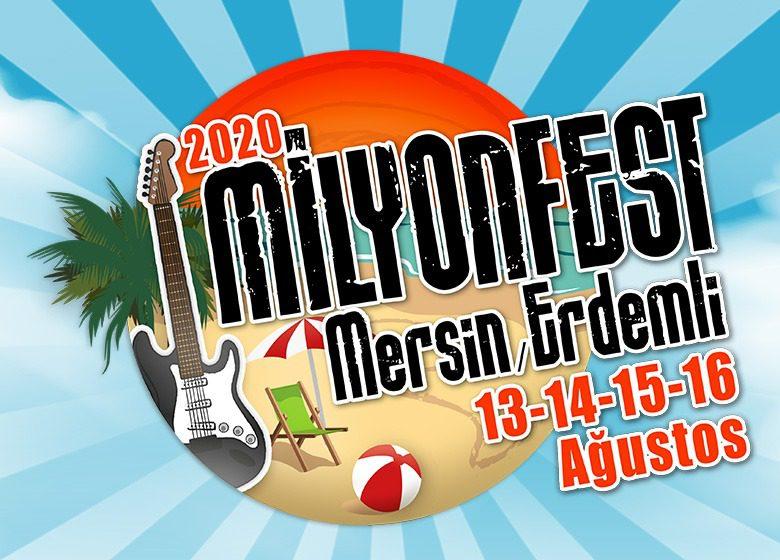 MilyonFest Mersin / Erdemli 2020