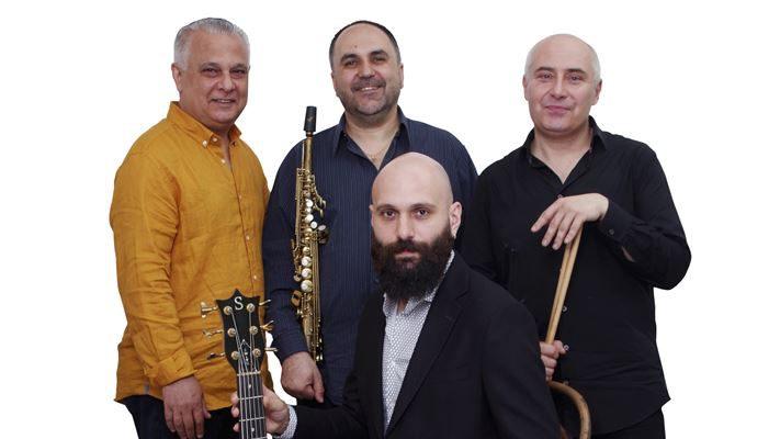 PSM Caz Festivali: Kavkaz Jazz Quartet | Zorlu PSM Touche