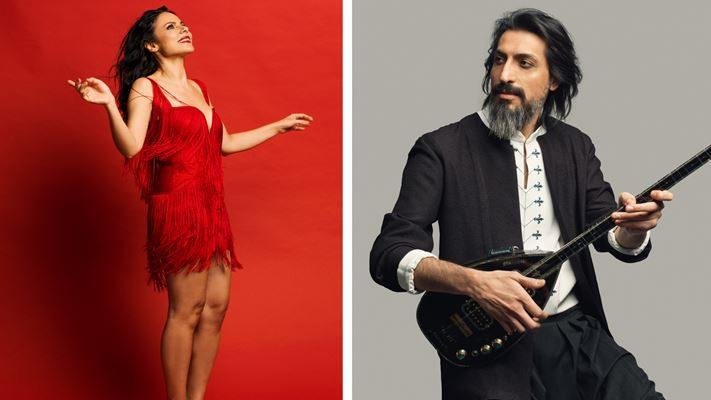 PSM Caz Festivali: Sazla Caz Buluşuyor – Şenay Lambaoğlu feat. İsmail Tunçbilek | Zorlu PSM Touche