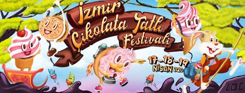 İzmir Çikolata - Tatlı Festivali 2020 | Kombine