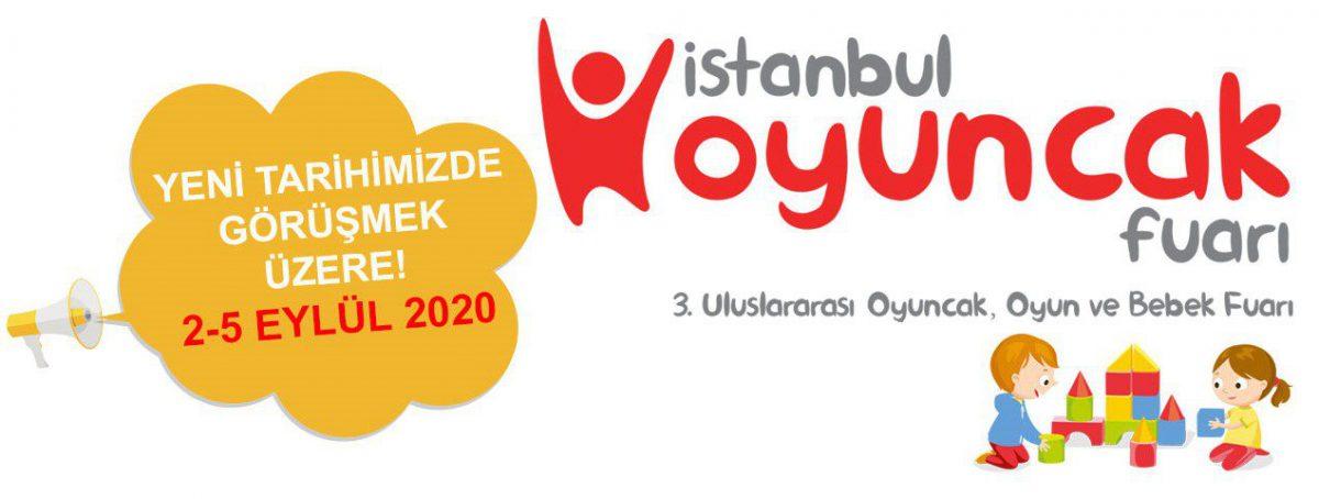İstanbul Oyuncak Fuarı 2020