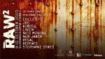 RAW SQUARE | Label Project
