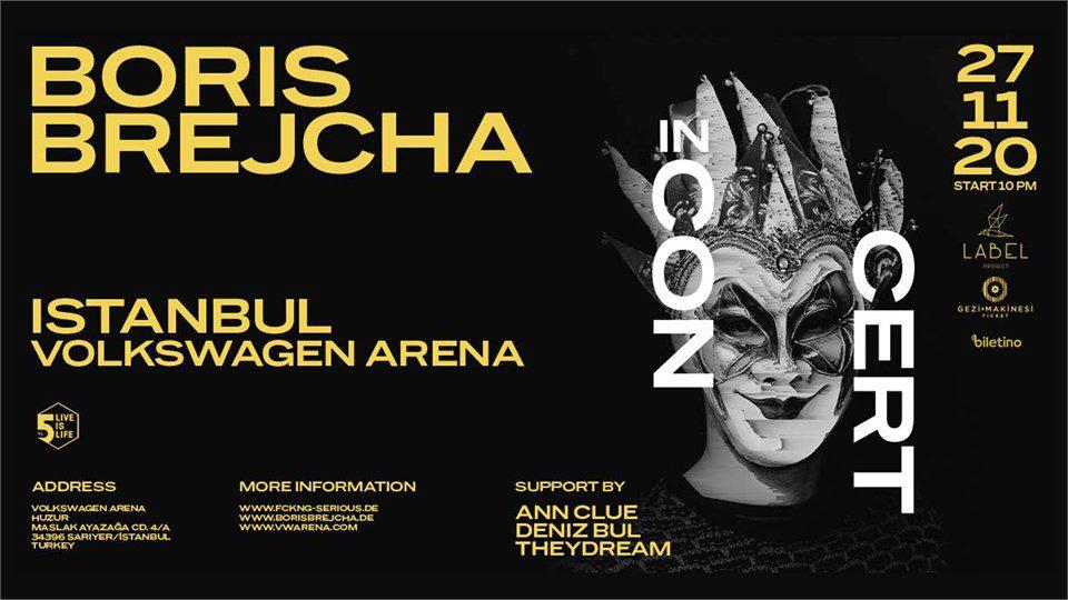 Boris Brejcha | Volkswagen Arena