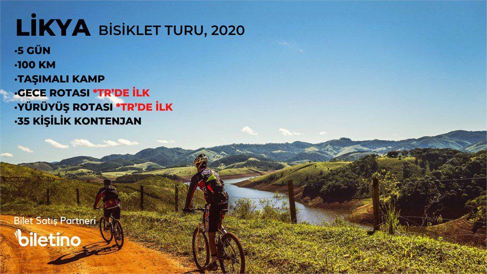 Likya Bisiklet Turu 2020