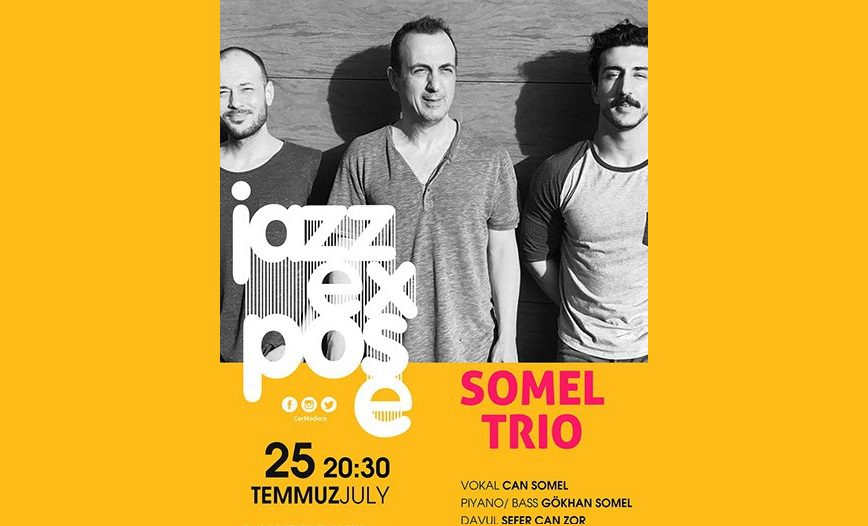 JazzExpose: Somel Trio | CerModern