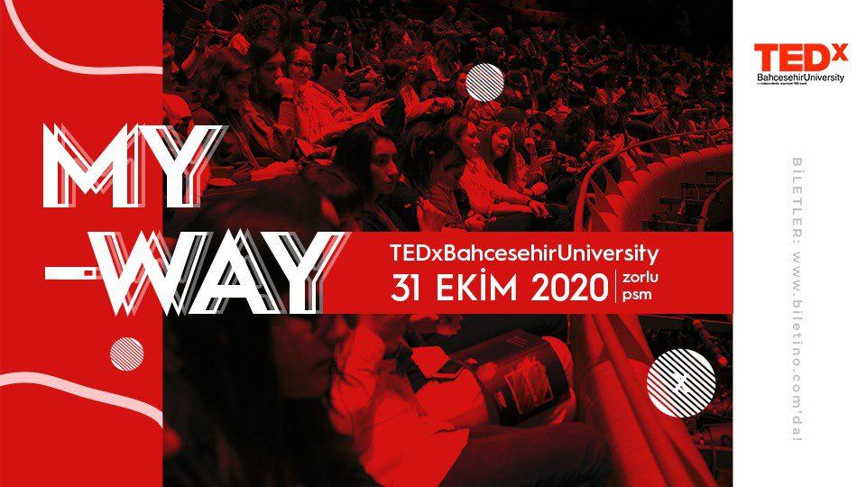 TEDx Bahcesehir University 2020 | Zorlu PSM