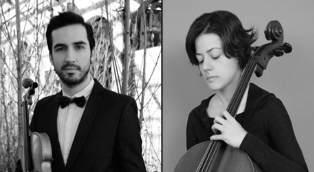 Viyola ve Çello Resitali Bach-Vivaldi-Beethoven | Mozarthaus Sanat ve Konser Evi