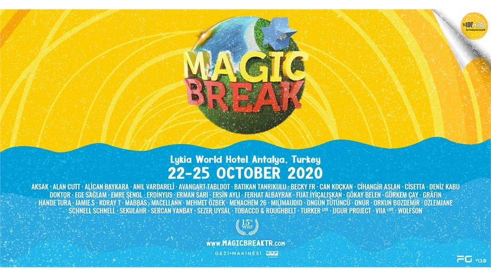 Magic Break 2020