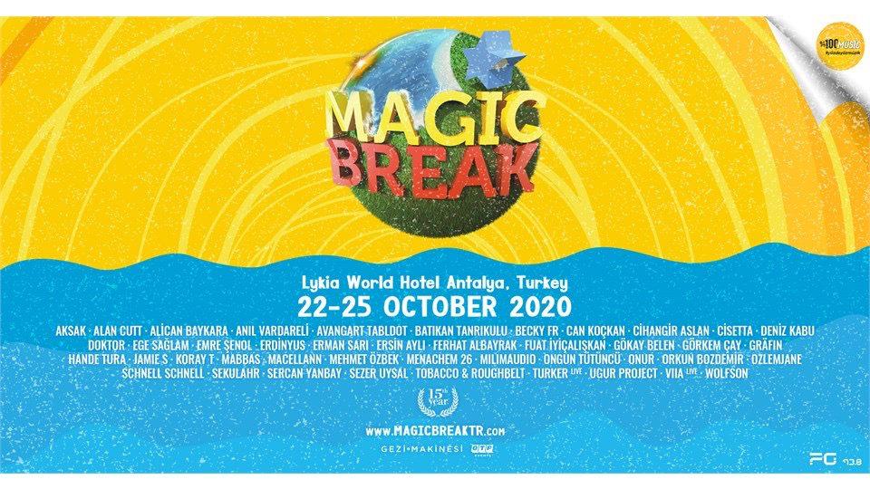 Magic Break 2020