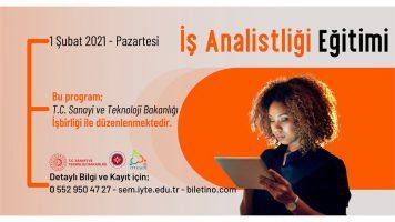 İş Analistliği Sertifika Programı  Online