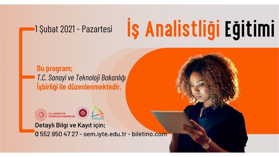 İş Analistliği Sertifika Programı| Online