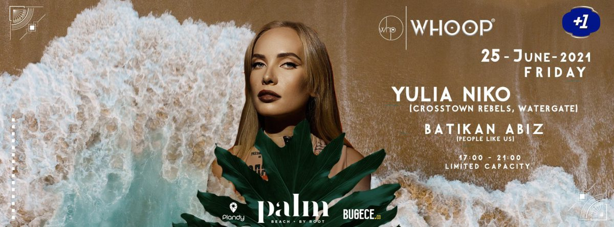 Whoop Project: YULIA NIKO I by Root